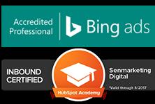 Certification Bing Ads | Hubspot